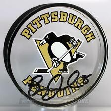 Brian Dumoulin Pittsburgh Penguins Signed Autographed Penguins Acrylic Puck