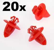 20x Toyota Wheel Arch, Wing, Fender Flare Plastic Trim Clips for Arch Mouldings