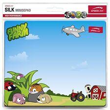 Speedlink Silk Mousepad - Mauspad Maus pad  D23-982428 Markenqualität WOW