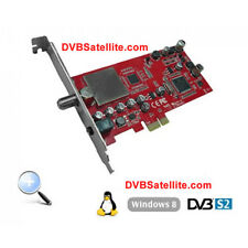 Tevii 472 DVB-S2 Satellite PC Card