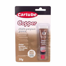 Carlube COPPER SLIP 20g Multipurpose Anti Seize Assembly Compound Grease
