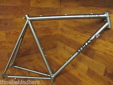MERLIN TITANIUM TI ROAD BIKE FRAME 53 CM