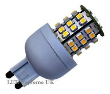 G9 48 SMD LED 210LM Dimmable Warm White Bulb ~45W