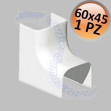 3S ANGOLO INTERNO x CANALINA 60 x 45 mm CONDIZIONATORE