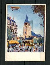 Hector trotin-saint Germain du pres (k17)