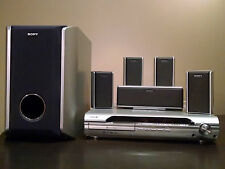 SONY Home Theater System, DAV-DX255, 1000W, 5 Disc Changer 5.1 Channel wRemote