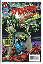 SPIDER-MAN UNLIMITED # 10 (VULTURE, GIANT SIZE, SEPT 1995), NM