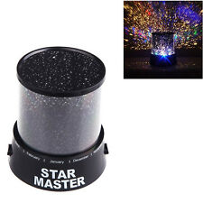 Amazing Sky Star Master Night Light Projector Lamp Colourful Stage Light WW 11QG