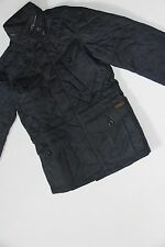 Ralph Lauren RLX Quilted Navy Hoodie Jacket S Small
