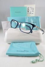 Tiffany & Co. TF 2103-B-F 8191 Blue New Authentic Eyeglasses 55/16/140mm w/Box