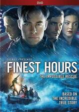"THE FINEST HOURS (DVD, 2016) DISNEY PRESENTS ""The Impossible Rescue!"""
