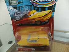 Disney pixar cars colour /color changers  RAMONE YELLOW/ RED ! Cambia colore !