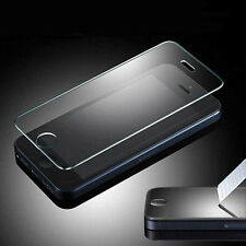 Premium Real Clear Slim Tempered Glass Screen Protector for iphone 5 5s 5c