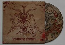 Heretic Praising Satan Adv Cardcover CD 2010