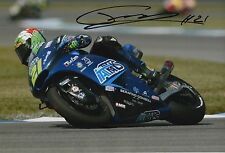 Franco Morbidelli Hand Signed 12x8 Photo Italtrans Racing Kalex Moto2 2015 3.