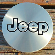NEW 02-10 Jeep Grnd Cherokee Liberty Wrangler OEM Machined Center Cap 52059522AA