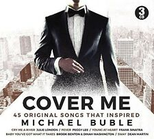 COVER ME - SONGS THAT INSPIRED MICHAEL BUBLE  3 CD NEW+