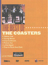 The Coasters - Best Of (DVD, 2004)  NEW    RARE