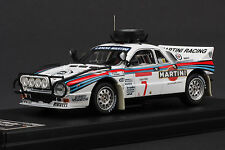 Last One - Lancia 037 Martini #7 - 1984 Safari Rally - HPI #8230