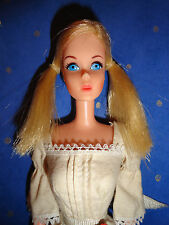 Vintage Barbie * Europe Funtime Barbie TNT face mold #7192 in Best Buy 1975