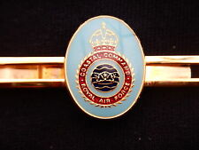 RAF Coastal Command Royal Air Force Military Tie Clip Slide