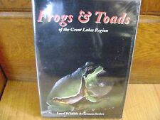 Frogs & Toads of the Great Lakes Region - Local Wildlife Awareness Series - DVD