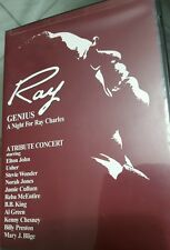 ray,  genius , a night for Ray Charles, dvd
