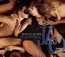 JENNIFER LOPEZ - DANCE AGAIN  CD 2 TRACK SINGLE++++++++++ NEU