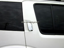 set of 2 Rear Chrome Door Handle Covers Trim for Nissan Pathfinder R51 05-13