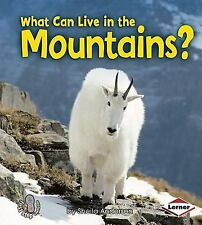 What Can Live in the Mountains? (First Step Nonfiction)