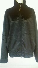 Women's Fendi Black Funnel Neck Coat Jacket NWOT | Size 40