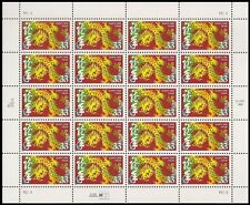 2000 Year of the Dragon: Lunar Happy New Year Pane Sheet of 20 x 33¢ Stamps 3370