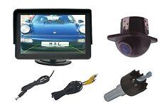"""Sottostruttura Fotocamera Posteriore & 4.3"""" monitor adatto per veicoli Volvo"""