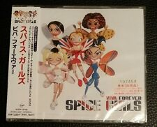 Spice Girls Viva Forever Japan CD Single Sealed SpiceWorld Posh Baby Ginger Mel