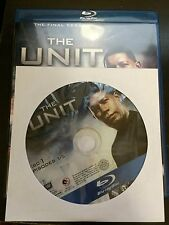 The Unit - Season 4 Blu-Ray, Disc 1 REPLACEMENT DISC (not full season)
