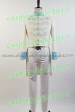 Cinderella 2015 the Movie Prince Charming Richard Madden COSplay Costume Attire