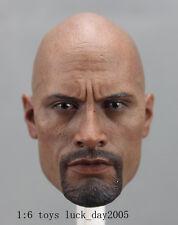 Hot Toys GI Joe Retaliation Roadblock Dwayne Johnson Head 1/6
