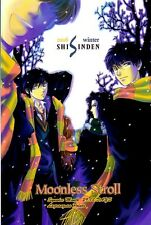 Harry Potter YAOI Doujinshi '' Moonless Stroll '' James Severus Harry Remus