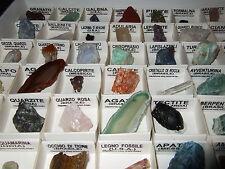 - Minerali Grezzi Cristalloterapia - COLLEZIONE LOTTO 54pz (SGA)