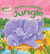 Mummy and Baby Jungle: Soft-to-Touch Jigsaws Prasadam, Smriti Very Good Book