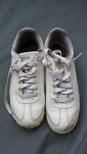 Men's Puma Roma Basic All White Casual Walking Comfortable Shoes 35357221