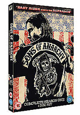 Sons Of Anarchy - Series 1 - Complete (DVD, 2010, 4-Disc Set)sealed
