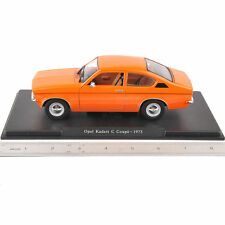 1:24 Scale Whitebox Opel Kadett C Coupe Diecast Alloy Car Vehicle Model Toy Gift