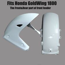 ABS Unpainted Front&Rear Part of Front Fender Fairing For Honda GoldWing 1800 GL
