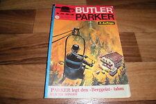 Günter Dönges -- BUTLER PARKER # 204 -- ..PARKER LEGT den BERGGEIST LAHM