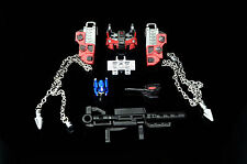 G2 Upgrade kit for Maketoys Trailer:iron chain & new version head
