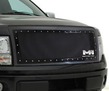 Smittybilt M1 Wire Mesh Grille 04-08 Ford F150 Pickup Truck 615833 Black
