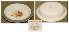 WEDGWOOD of ETRURIA & BARLASTON - OVAL Vegetable Side Serving Dish COVENT GARDEN