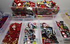 50 LEGO DOORS WINDOWS FENCES PIECES LOT house town city