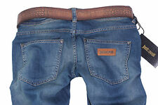 Brand New  Just Cavalli 6130 Men's Jeans+Gift Belt Size 38